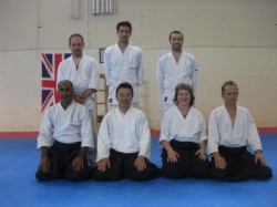 UKA Summer School 2012. With Sugawara Shihan and Neil Blackmore.