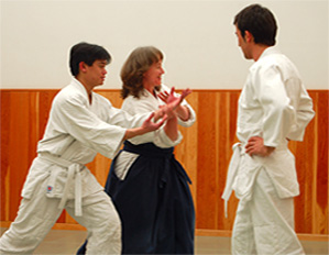 Join Aikido