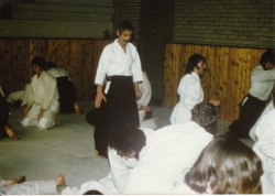 Sekiya Sensei 3 UCL 1978