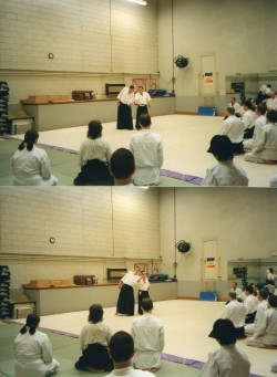 UCL Dojo 25yr Course Mar 2002002