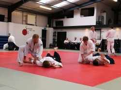 Shodan Dan Gradings and Shidoin